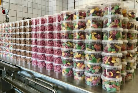 Osella Süßwarenvertrieb Produktionsbetrieb für handgefertigte Kräuterbonbons | Dosen