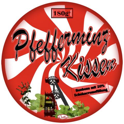 Osella Bonbonsorte Pfefferminzkissen